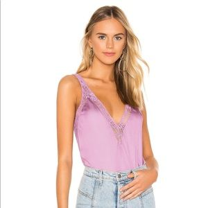 NWT Free People All In My Head Camisole